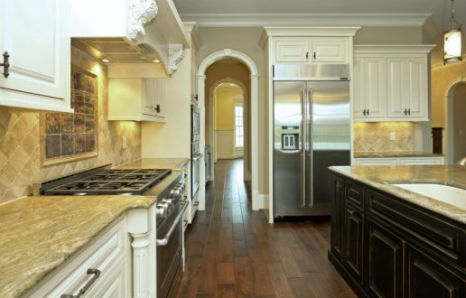 Lot 41 Regency Manor: Kitchen