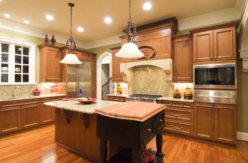 Lot 289 Meadowmont: Kitchen
