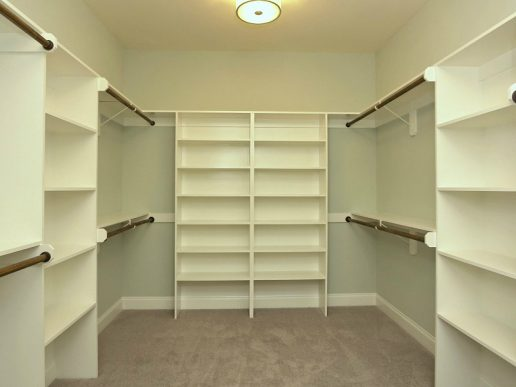 Lot 21 Fallon Park: Master Closet