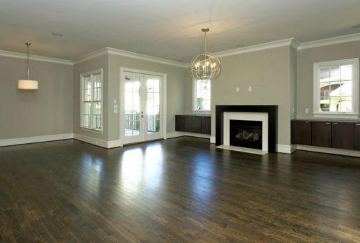 Lot 53 Fallon Park: Living Room
