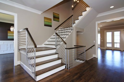 Lot 62 Fallon Park: Foyer Stairwell